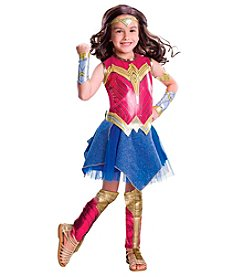 DC Comics® Batman v Superman: Dawn of Justice Deluxe Wonder Woman Child Costume