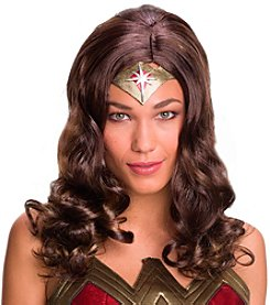 DC Comics® Batman v Superman: Dawn of Justice Wonder Woman Adult Wig