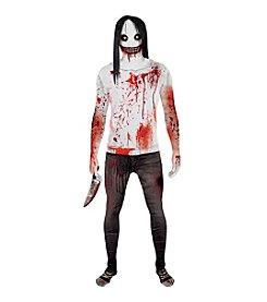 Jeff the Killer Adult Morphsuit Costume