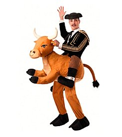Ride a Bull Pull-On Pants Adult Costume