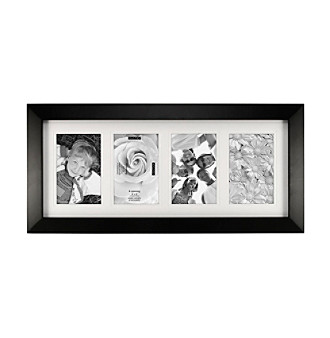 4 photo rectangle collage frame