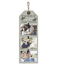 Fetco® Family 3-Photo Frame