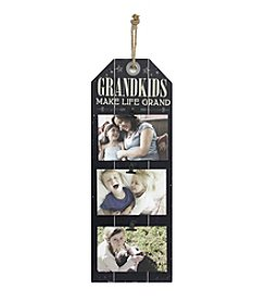 Fetco® Grandkids 3-Photo Frame