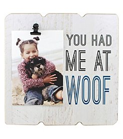 Fetco® Woof Clip Frame