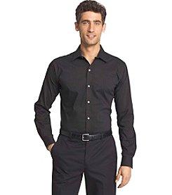 Van Heusen® Men's Long Sleeve Flex Stretch Stretch Dot Button Down Shirt