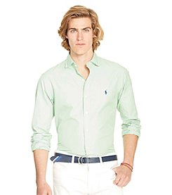 Polo Ralph Lauren® Men's Oxford Long Sleeve Button Down Shirt