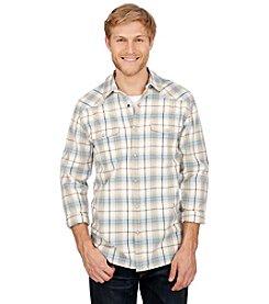 Lucky Brand® Men's Sante Fe Long Sleeve Button Down Western Shirt
