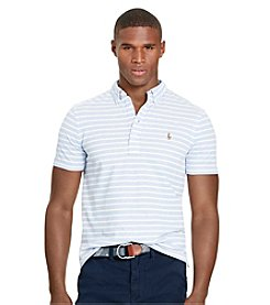 Polo Ralph Lauren® Men's Short Sleeve Hampton Polo Shirt