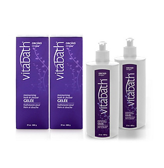 Vitabath® Orchid Intrigue Gift Set