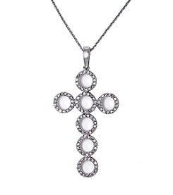 Effy® 0.51 Ct. T.W. Diamond Pendant In 14k White Gold