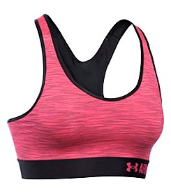 Under Armour® Mid Space Dyed Sports Bra