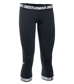 Under Armour® Favorite Capri Leggings