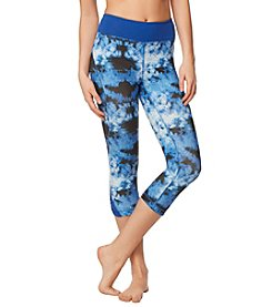 Shape™ Active Blue Reef Crop Leggings