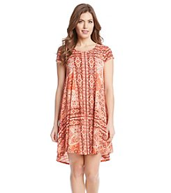 Karen Kane® Maggie Trapeze Dress