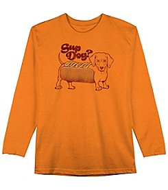 Jem® Boys' 4-7 Long Sleeve Sup Dog? Tee