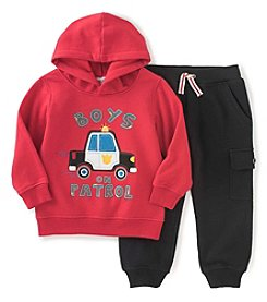 Kids Headquarters® Boys' 2T-4T 2-Piece Boys On Patrol Hoodie and Joggers Set