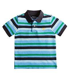 Chaps® Boys' 2T-7 Short Sleeve Lifesaver Polo