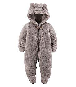 Carter's® Baby Boys Hooded Bear Pram
