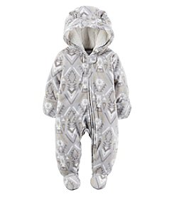 Carter's® Baby Boys Hooded Geo Pram