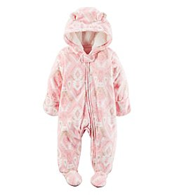 Carter's® Baby Girls' Hooded Geo Pram
