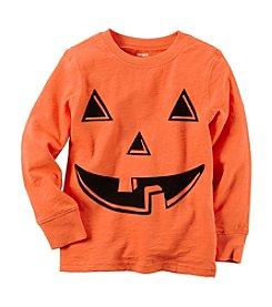 Carter's® Baby Boys Long Sleeve Pumpkin Tee