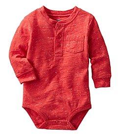 OshKosh B'Gosh® Baby Boys Henley Bodysuit