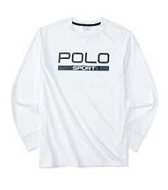 Polo Sport® Boys' 8-20 Long Sleeve Active Tee