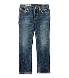 Polo Ralph Lauren® Boys' 2T-7 Super Skinny Jeans