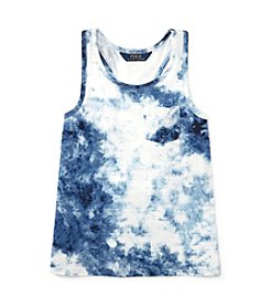 Polo Ralph Lauren® Girls' 7-16 Tie Dye Tank