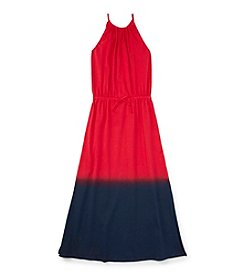 Polo Ralph Lauren® Girls' 7-16 Dip Dye Maxi Dress