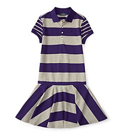 Polo Ralph Lauren® Girls' 7-16 Striped Polo Dress