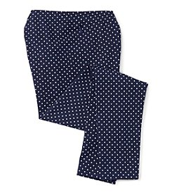 Polo Ralph Lauren® Girls' 7-16 Dot Leggings