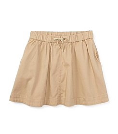 Polo Ralph Lauren® Girls' 2T-6X Chino Skirt