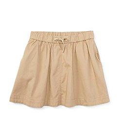 Polo Ralph Lauren® Girls' 2T-6X Chino Skirt