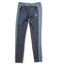PUMA® Girls' 7-16 Printed Leggings