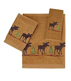 Avanti® Three Elk Towel Collection