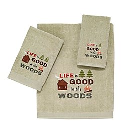 Avanti® The Woods Towel Collection