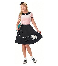 50's Hop and Poodle Skirt