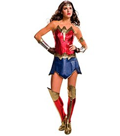 DC Comics® Batman v Superman Dawn of Justice: Wonder Woman Plus Size Deluxe Adult Costume