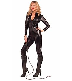 Sleek N' Sexy Bodysuit Adult Costume