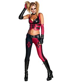 DC Comics® Batman® Arkham City - Harley Quinn Adult Costume