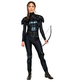 The Hunger Games: Mockingjay Part 2 Deluxe Katniss Adult Costume
