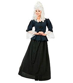 Martha Washington Colonial Woman Adult Costume