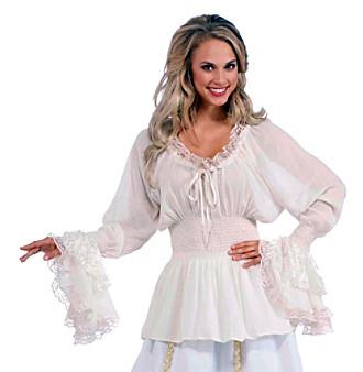 Medieval Lady Plus Size Blouse plus size,  plus size fashion plus size appare