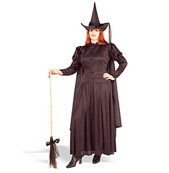 Classic Witch Plus Size Adult Costume plus size,  plus size fashion plus size appare