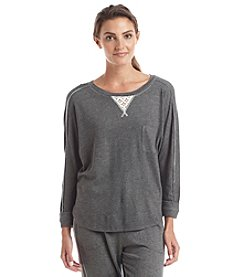 KN Karen Neuburger Live Love Lounge Sweatshirt