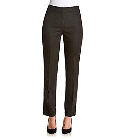 Kasper® Straight Pants