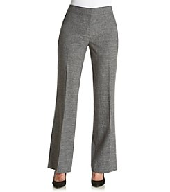 Nine West® Tweed Straight Pants