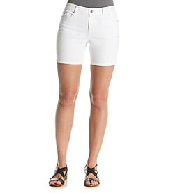 Nine West Jeans® Twill Shorts
