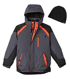Hawke & Co. Boys' 4-20 Tech Jacket